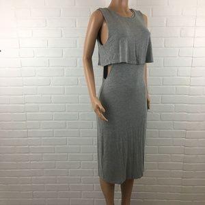 Everly Grey cutout dress